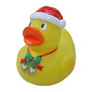 Weihnachtsente, Weihnachtsbadeente, Santa-Duck